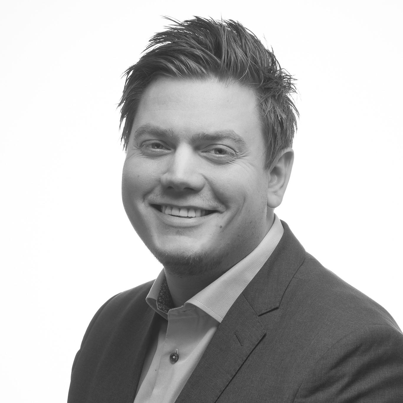 Seth - Svartvit profil