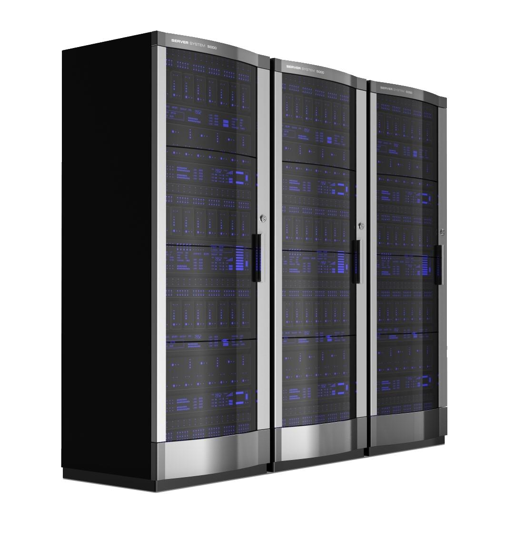 Datacenter och molntjänster